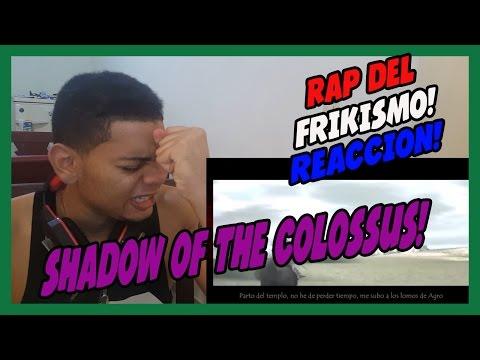 SHADOW OF THE COLOSSUS RAP - Bajo Sombras de Colosos - Keyblade - VIDEO REACCION!!!