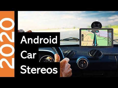 12 Best Android Car Stereos of 2020 (Shocking Price)