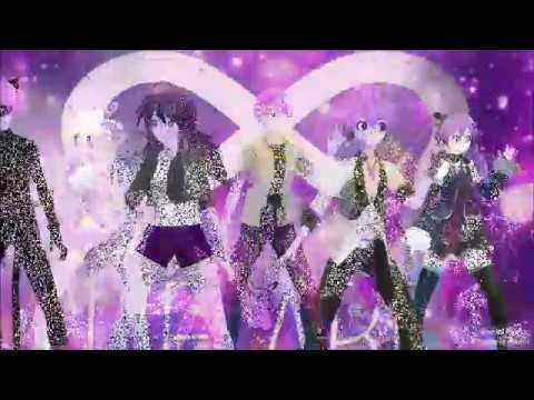 MMD Miraculous Ladybug Vocaloid Fnaf BTS Blood Sweat and Tears