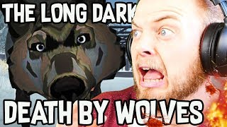 THE LONG DARK - WINTERMUTE STORY MODE!! - Episode 2: DEATH BY WOLVES! thumbnail