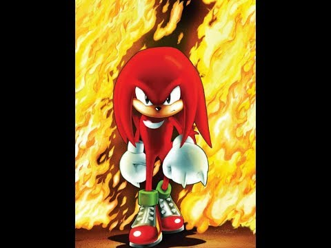 Scarlet Fire - Knuckles (Otis McDonald's Beat)