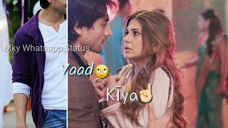 Romantic Whatsapp Status/Love Whatsapp Status/Zoya And Aditya/Mky Whatsapp Status