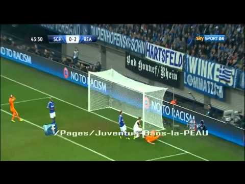 Shalke 04 vs Real Madrid 1-6 | UEFA CHAMPIONS LEAGUE 2014 | HD ITA