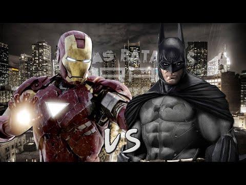 batman-vs-iron-man.-Épicas-batallas-de-rap-del-frikismo- -keyblade