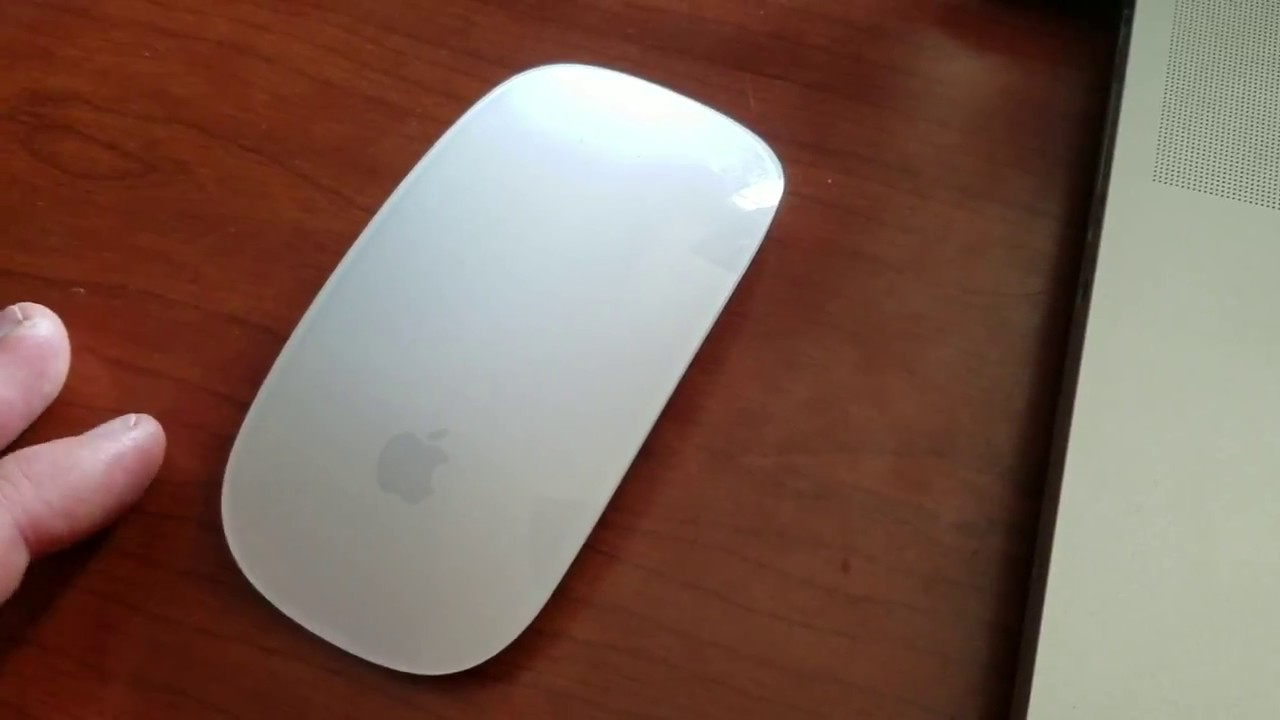 How to Setup/Change Apple Magic Mouse Settings and Gestures