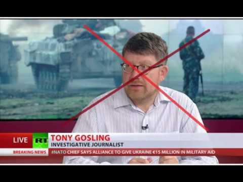 Putin's rise to power: why was British journalist Tony Gosling dropped by Russia Today network?