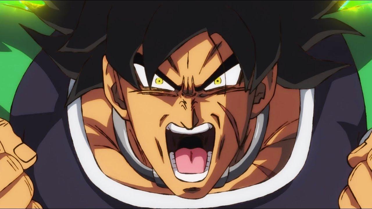 Dragon Ball Super Broly Official Trailer 3 English Dub Youtube