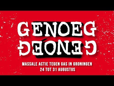 Code Rood voor Groningen en het klimaat!