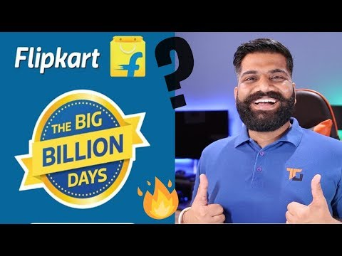 Flipkart Big Billion Day - Best Smartphone Offers📱🛒🔥🔥🔥