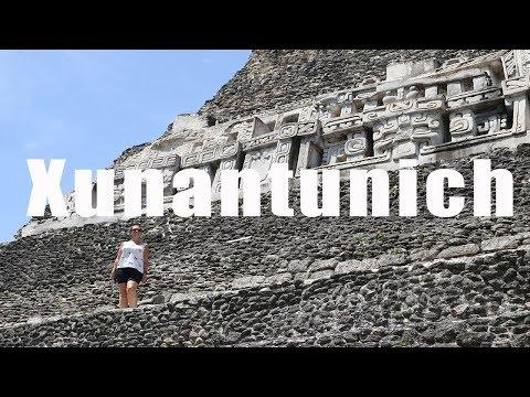 Xunantunich, Belize | Canon 80D | Virtual Trip