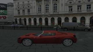 The Getaway Black Monday, London Tour, Open World Game PS2 60fps