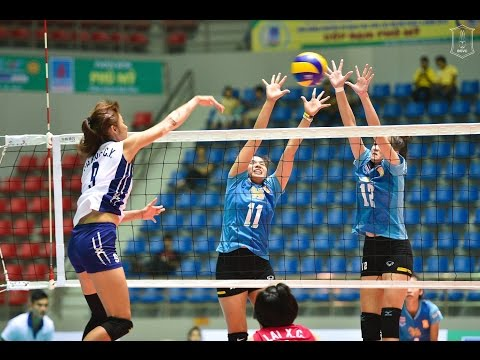 BGTV : POINT TO POINT : AVC CLUB : BGVC vs TAIWAN POWER [TPE] (HIGHLIGHT)