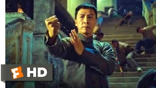 Ip Man 3 (2016) - Two Against Many Scene (3/10) | Movieclips