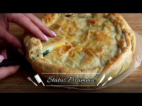 Torta Salata Pasqualina Facile Youtube