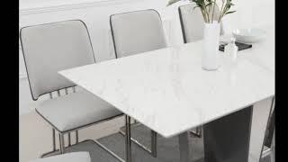 돌체비비드 048 화이블 마블 4인용 6인용 세라믹식탁…