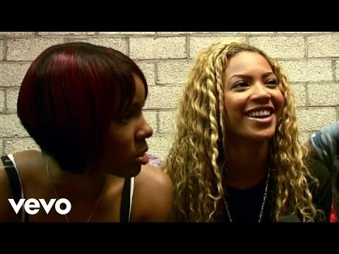 Destiny's Child - Toazted Interview 2001 (Part 2)