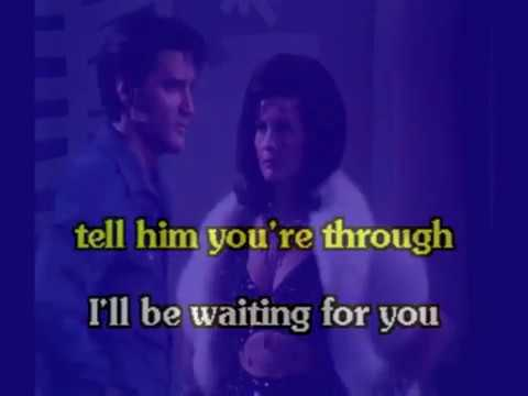 Karaoke - It hurts me - Elvis Presley Version 2