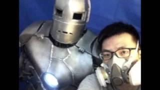 Wang Kang - Iron Man Armor