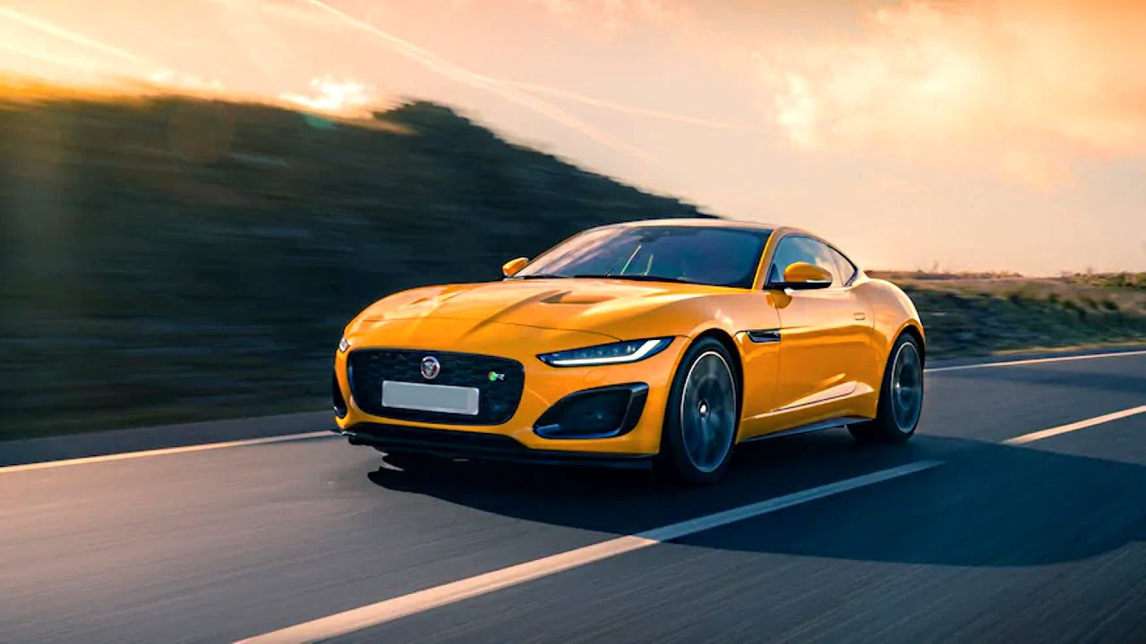Is the updated 2021 Jaguar F-Type R a sports car WORTH ...