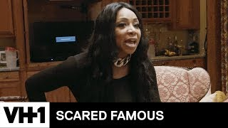 Sky & Tiffany Get In A Screaming Match Over Losing A Challenge | Scared Famous