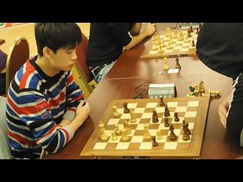 GM Lu Shanglei best game chess blitz