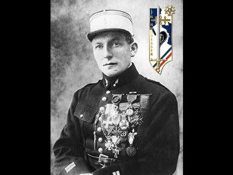 Chant de Promotion Lieutenant Nungesser EMIA (Paroles)