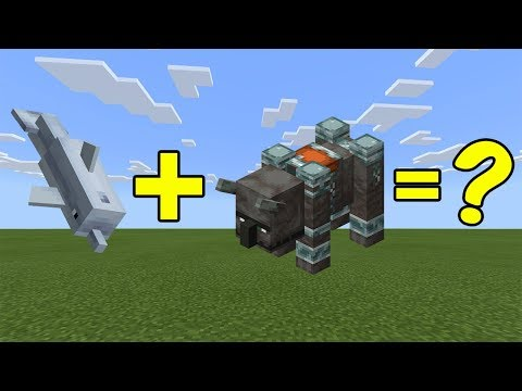 I Combined A Dolphin And A Ravager In Minecraft - Here's What Happened...