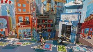 NOWOŚĆ!!!NIESAMOWITE LEGO CITY MIASTO W 3D
