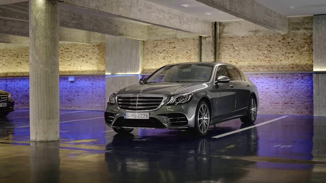 Mercedes Benz presents King of the City Jungle S Class ...