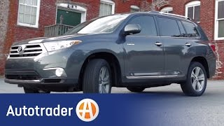 2012 Toyota Highlander - SUV | Totally Tested Review | AutoTrader