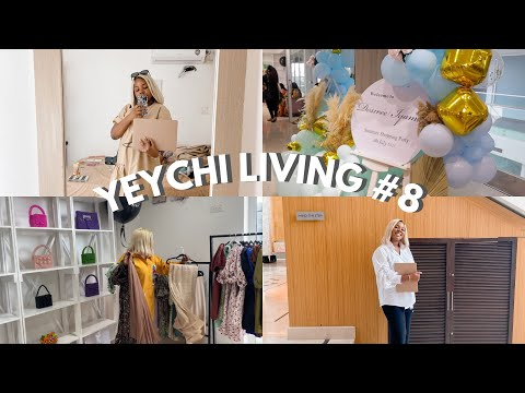 ANOTHER WEEKEND IN LAGOS  EATING OUT, WORK MEETING, SHOPPING PARTY   YEYCHI LIVING #8