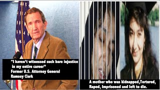 KIDNAPPED & TORTURED | U.S Attorney General Ramsey Clark on Aafia Siddiqui