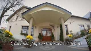 Gościniec Jaguś - najpiękniejsza sala weselna