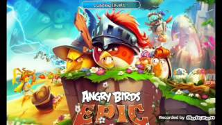 Angry Birds Epic part 2 getting the couldron!