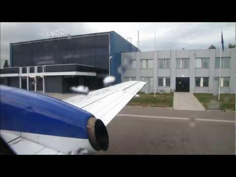 Farewell Saab 340, Estonian Air Regional TAY - TLL OV610 July, part 1