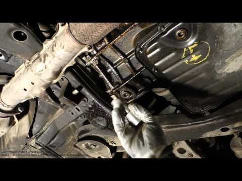 Why Diffrential gearbox oil replace is important Toyota Camry. Years 1990 to 2002