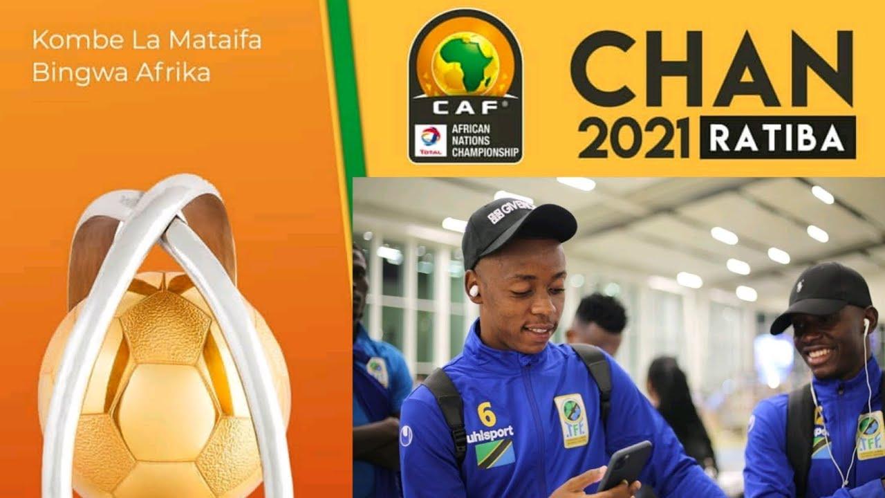 Ratiba, Michuano ya CHAN 2021/ Kombe la mataifa bigwa Afrika/ Tanzania kukipiga na miamba ya Lusaka