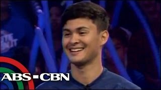 Matteo teased about Sarah on 'Minute To Win It'