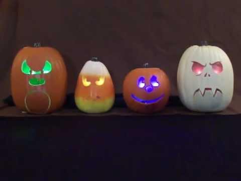 Singing Pumpkins - This Is Halloween