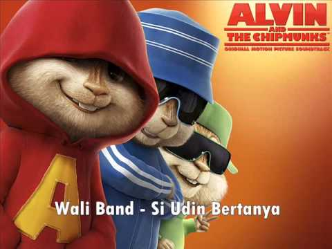 Alvin and the Chipmunks   Si Udin Bertanya