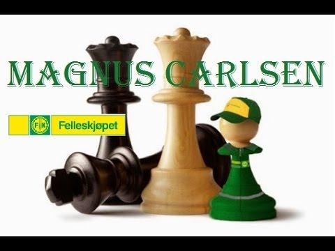 Magnus Carlsen - Felleskjøpet commercial (Eng.subs)