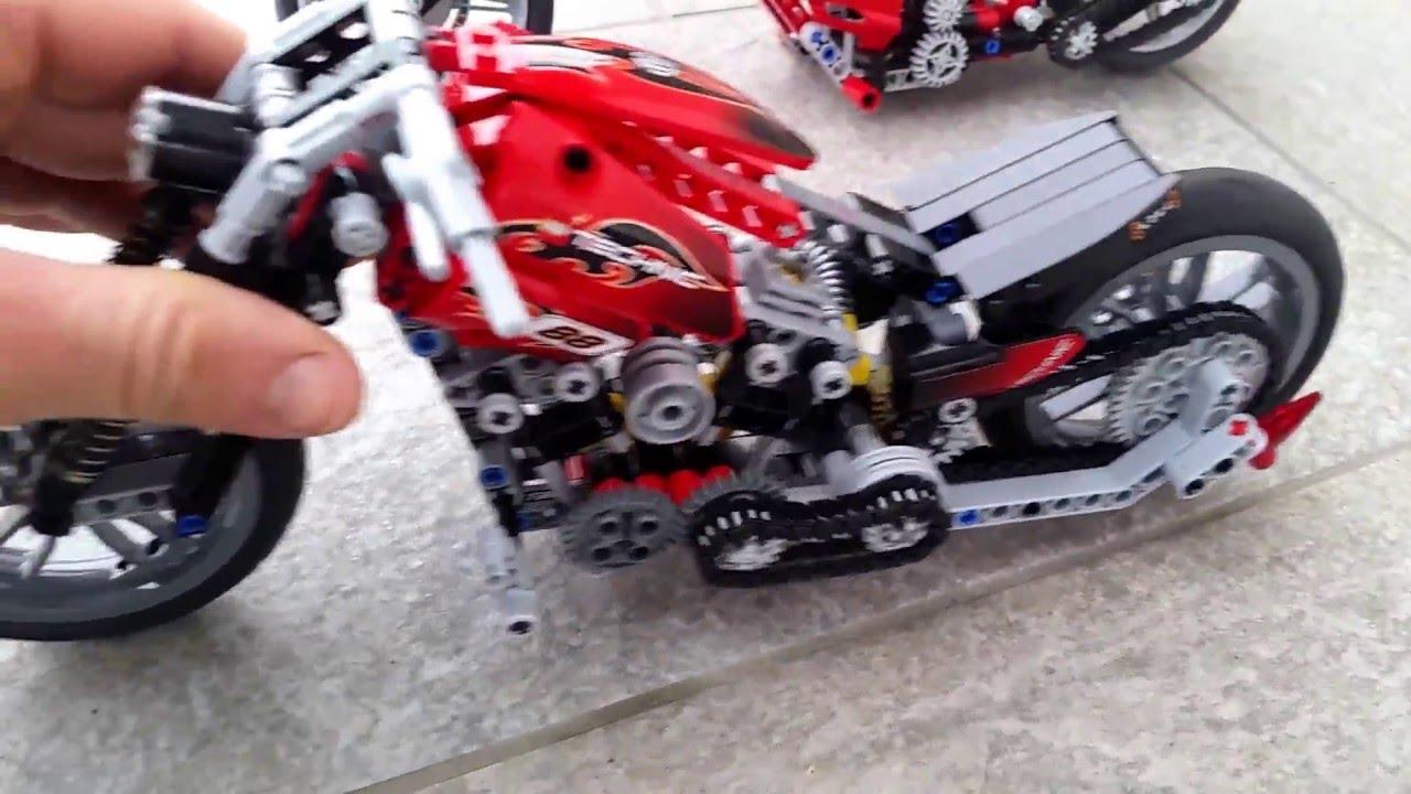 my motorcycles lego technic chopper custom harley davidson. Black Bedroom Furniture Sets. Home Design Ideas