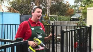 Video How To Install Aluminium Pool Fencing - DIY At Bunnings download MP3, 3GP, MP4, WEBM, AVI, FLV Juni 2018