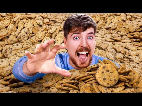 Giving Away 50,000 Cookies!