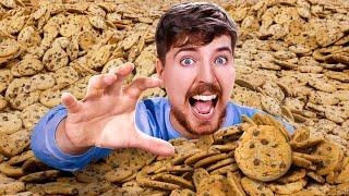 Giving Away 50 000 Cookies