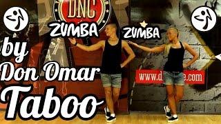 Zumba Fitness - Taboo by Don Omar - Daddy Yankee #ZUMBA #ZUMBAFITNESS
