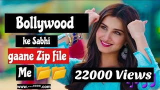 Download All Bollywood mp3 songs in zip file 2021 | Evergreen bollywood songs