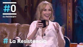 LA RESISTENCIA - Ingrid García-Jonsson y dos huevos duros   #LaResistencia 29.04.2019