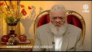 """Mehmet Ildırar """"Riya"""" Konulu Sohbeti"""