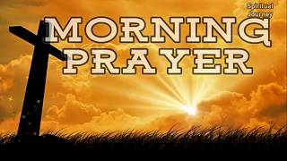 Morning Prayer   A Prayer To Start The Day With Gods Blessings